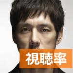 [平均7.8%]西島秀俊主演!2015年10月期の新ドラマ『無痛~診える眼~』の視聴率