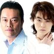 ドラマ「民王」遠藤憲一と菅田将暉